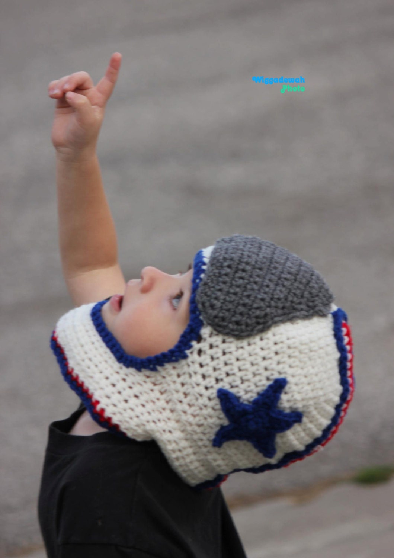 astronaut crochet - photo #14