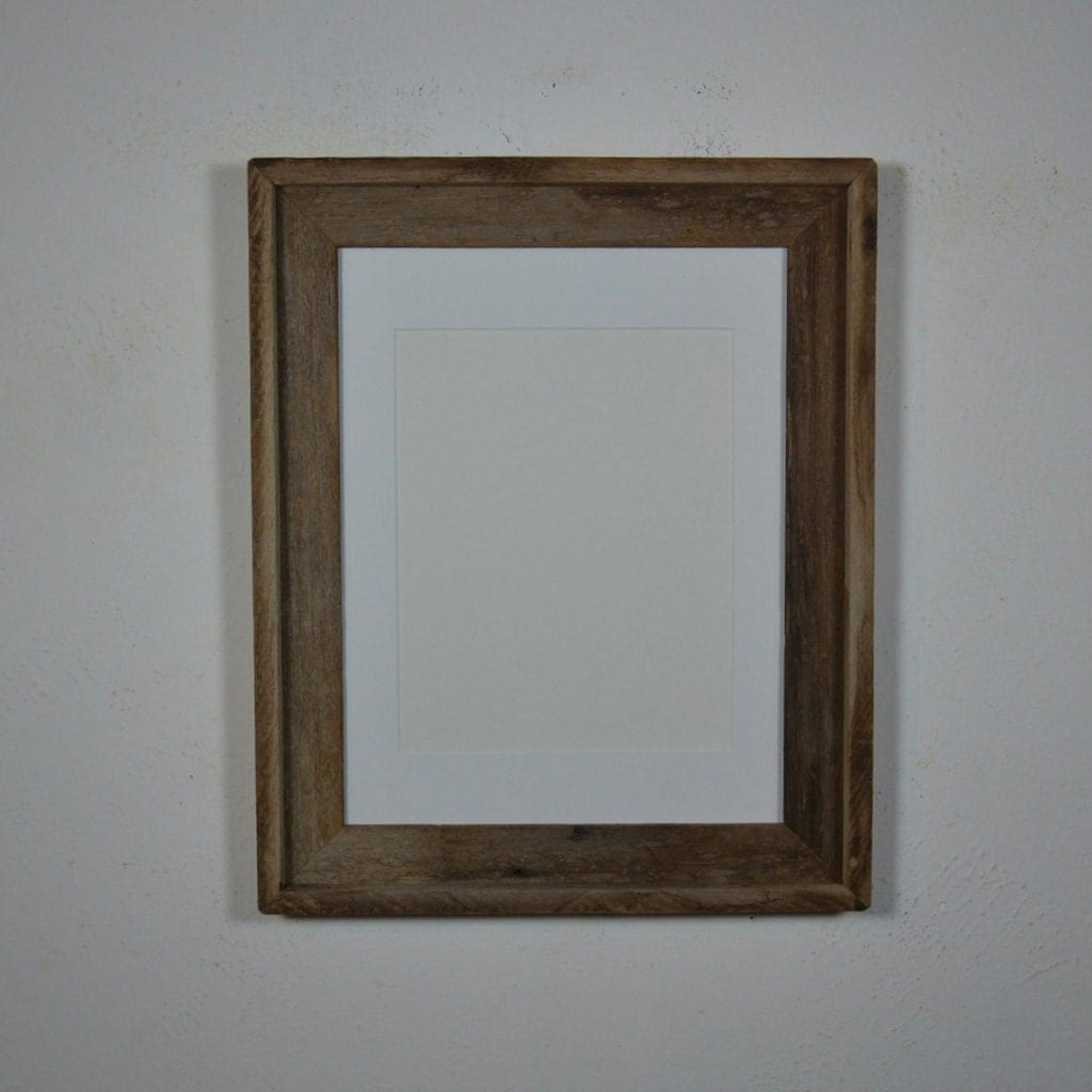 11x14 Wood Frame With Mat For 8x10 Or 8 1 2x11 Or By