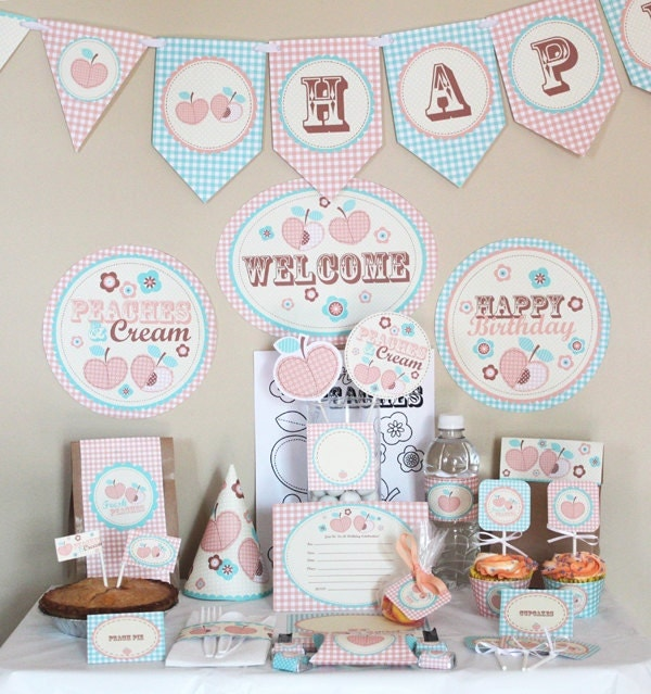 Birthday Theme Kits Image Inspiration of Cake and Birthday