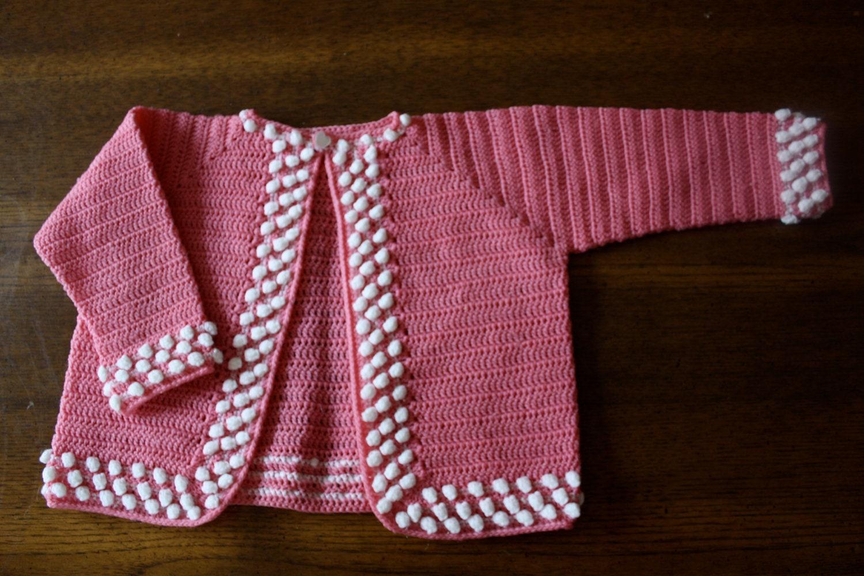 Chambritas para bebé tejidas a gancho patrones - Imagui