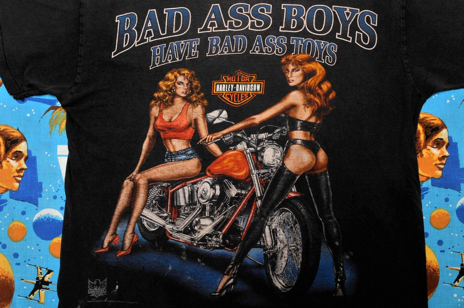 Bad Boy Toys : T shirt bad ass boys have toys l by metropolistshirts