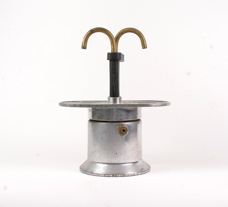 Italian Coffee Maker Old : Retro espresso coffee maker italian coffee by TheRetroBottega