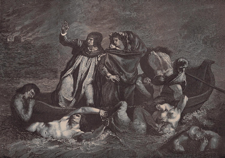 Dante's Inferno Poem