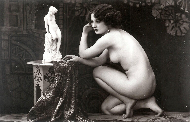 Эротика до 1940 годов 9 фотография