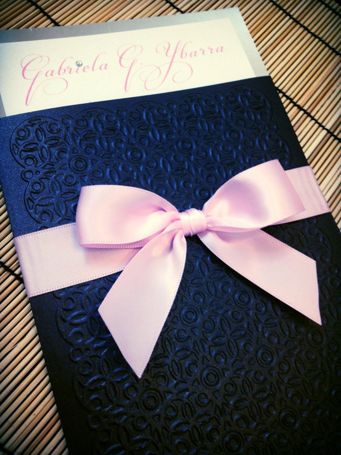 Elegant Quinceanera Invitations was very inspiring ideas you may choose for invitation ideas