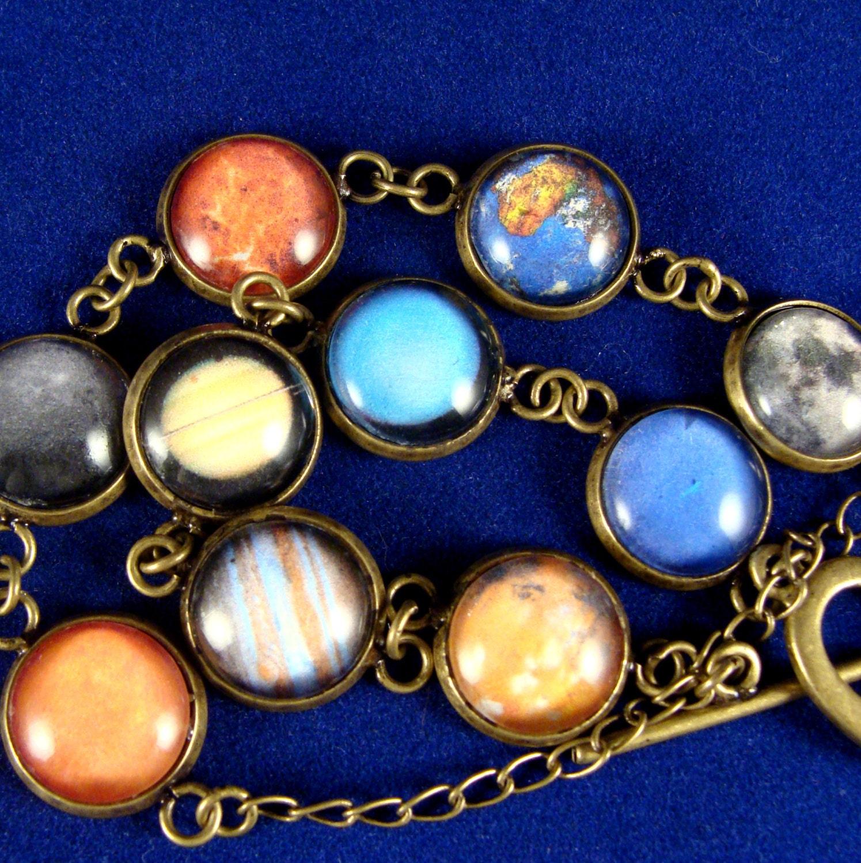 solar system bracelet - photo #38