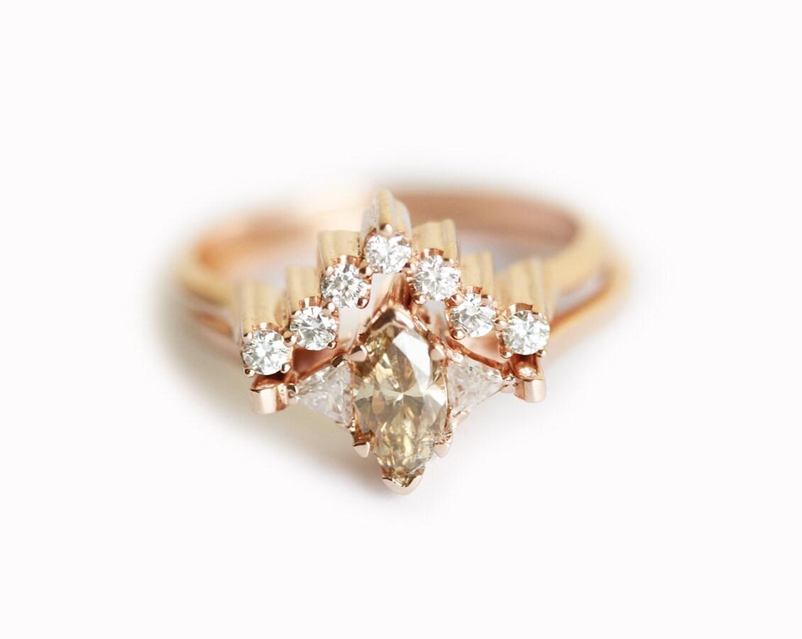 Diamond sets for wedding