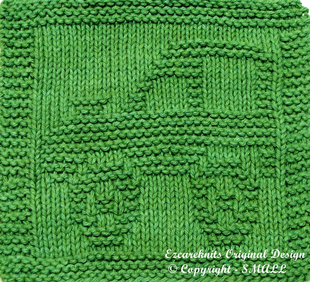 Knitting Cloth Pattern ARMY JEEP Instant Download by ezcareknits