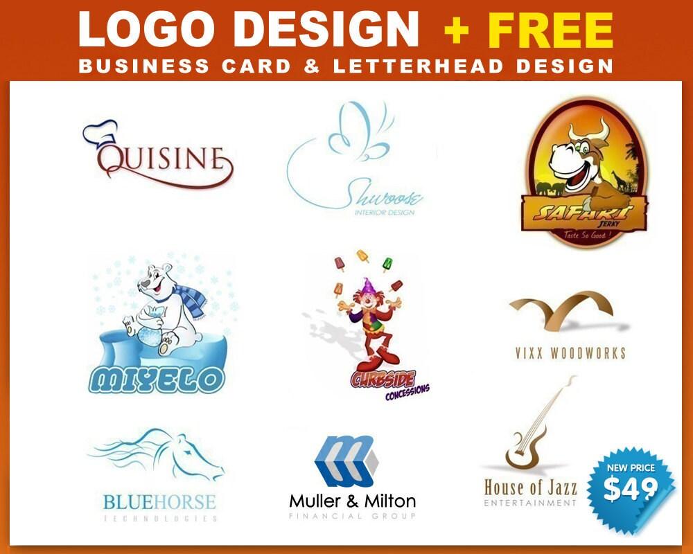 The 1 Free Logo Maker  Get Custom Logo Designs in 3 Minutes
