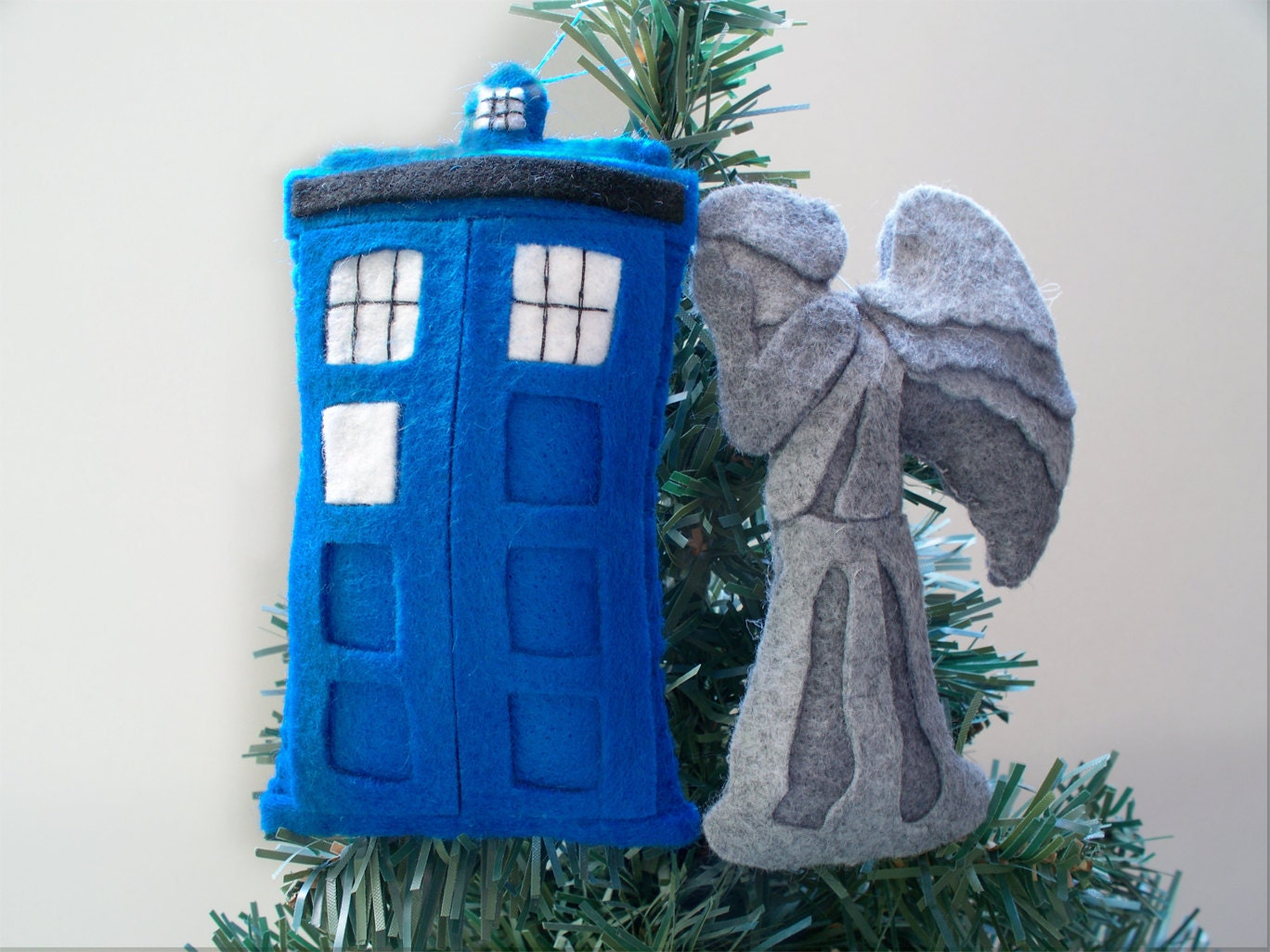 deco noel doctor who