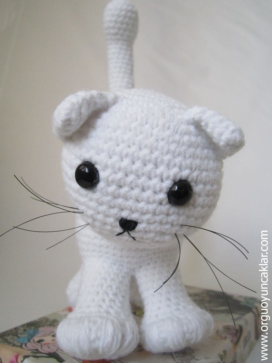 Amigurumi Askina Etsy : Amigurumi Cat Pattern by Denizmum on Etsy