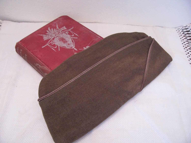 1940s WWII Garri...U.s. Army Uniform Hat