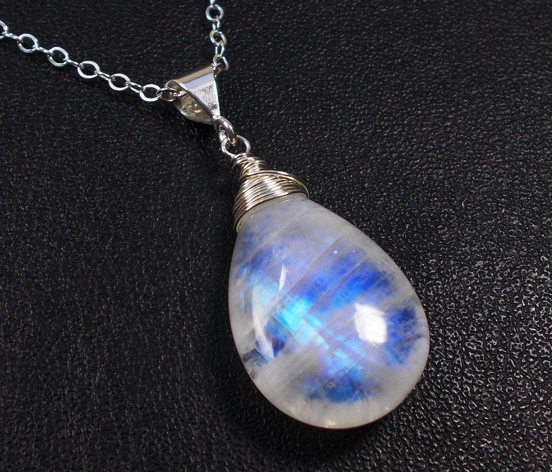 blue moonstone jewelry - photo #28
