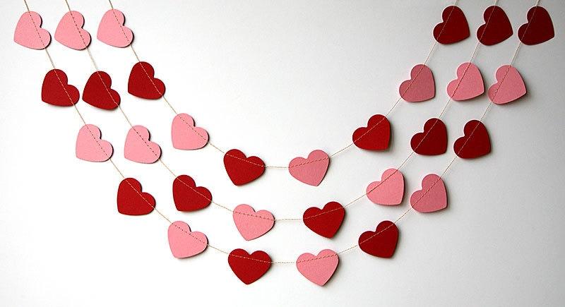 Valentines day decor | Etsy