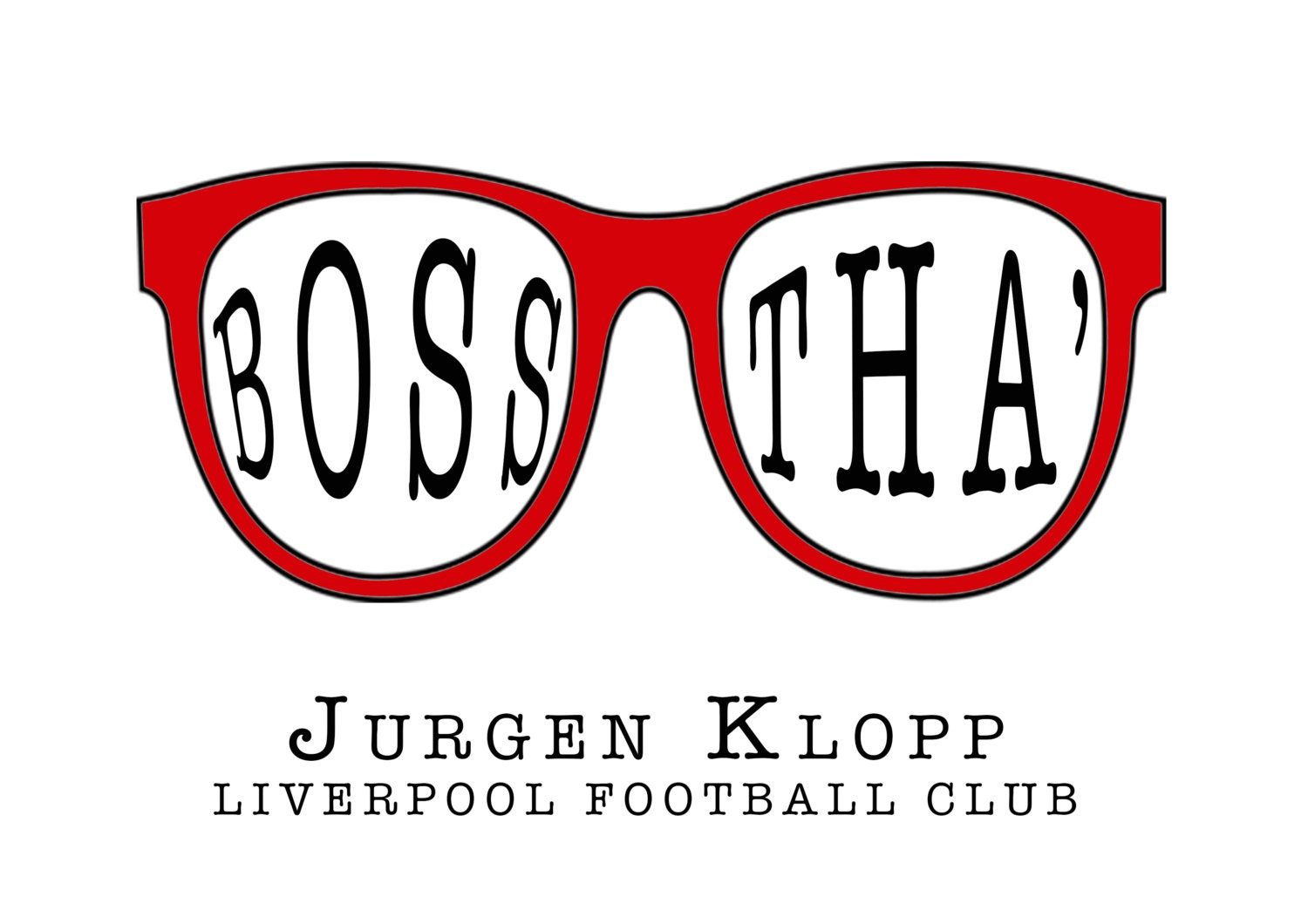 Jurgen Klopp Liverpool Fc Pop Art  Different Sized Files For You To
