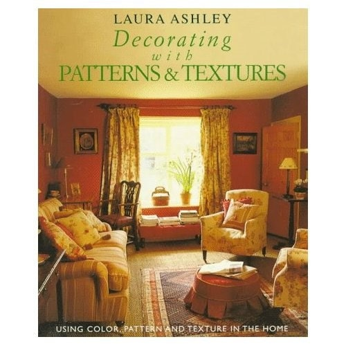Craft Book Laura Ashley Decorating With Patterns By