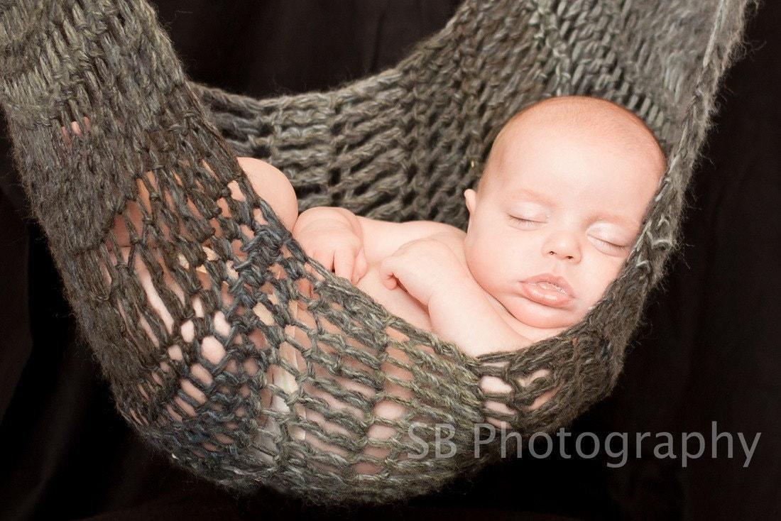 CROCHET PATTERN Large Baby Hammock by PrettyDarnAdorable ...