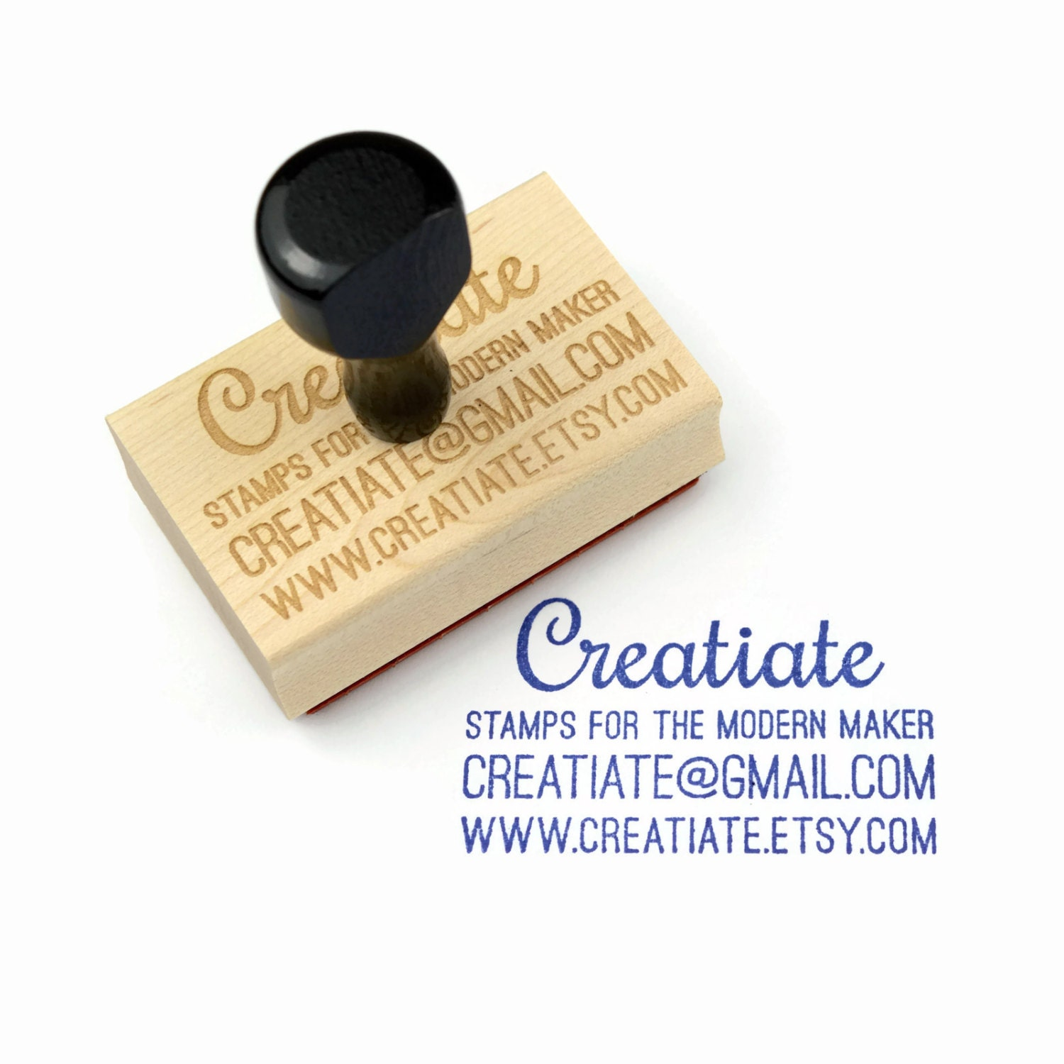 Custom Rubber Stamps by Rubber Stamp Man - oukas.info