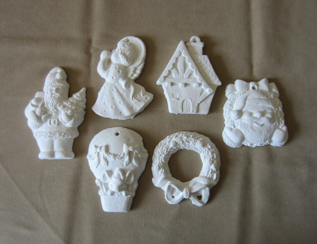 Top 28 plaster christmas ornaments scandinavian for Plaster crafts to paint