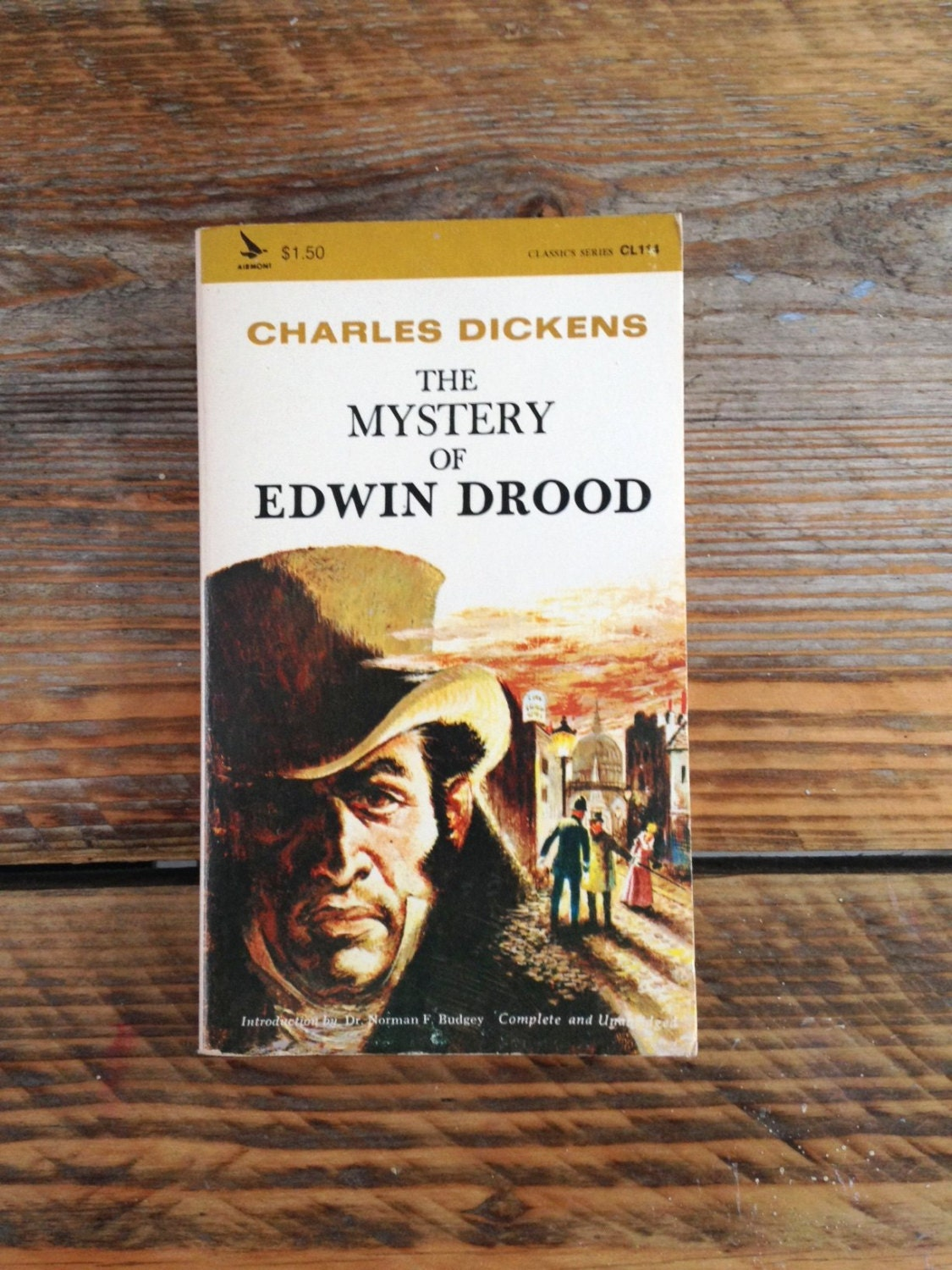 Vintage Charles Dickens the Mystery of Edwin Drood