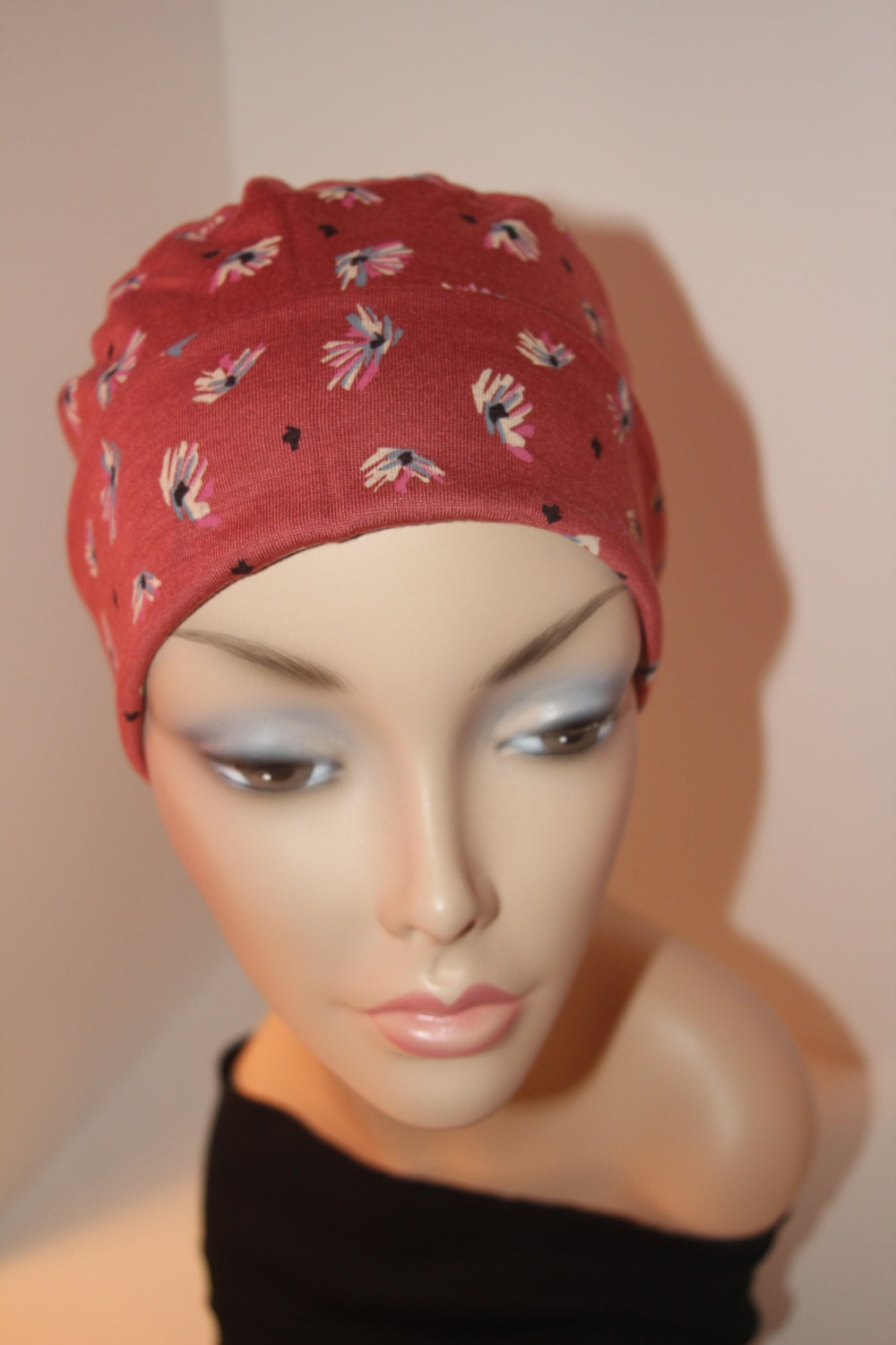 fall colors chemo hats cancer cap cotton knit hat by