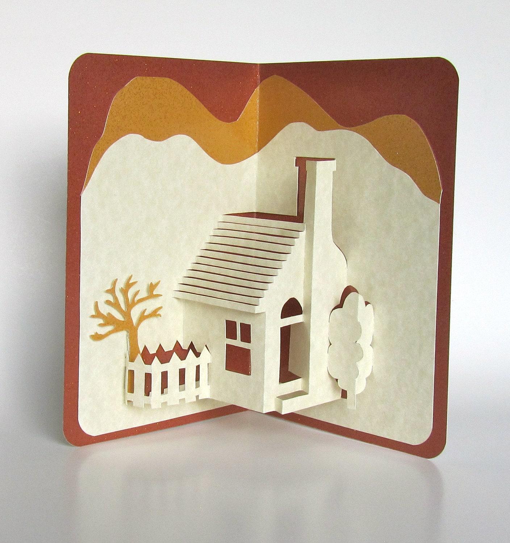 Как сделать дома открытки с