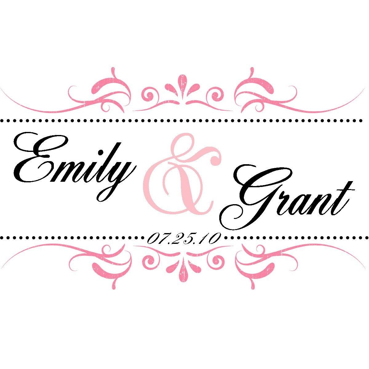 Custom Wedding Logo Design By Invitationsbyemily On Etsy