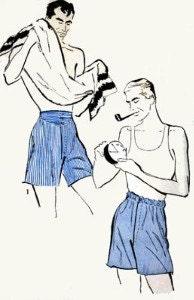 Mens Pajama Pattern | eBay