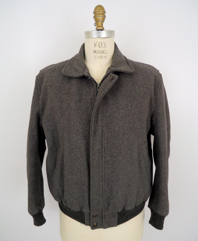 Bachrach leather jacket