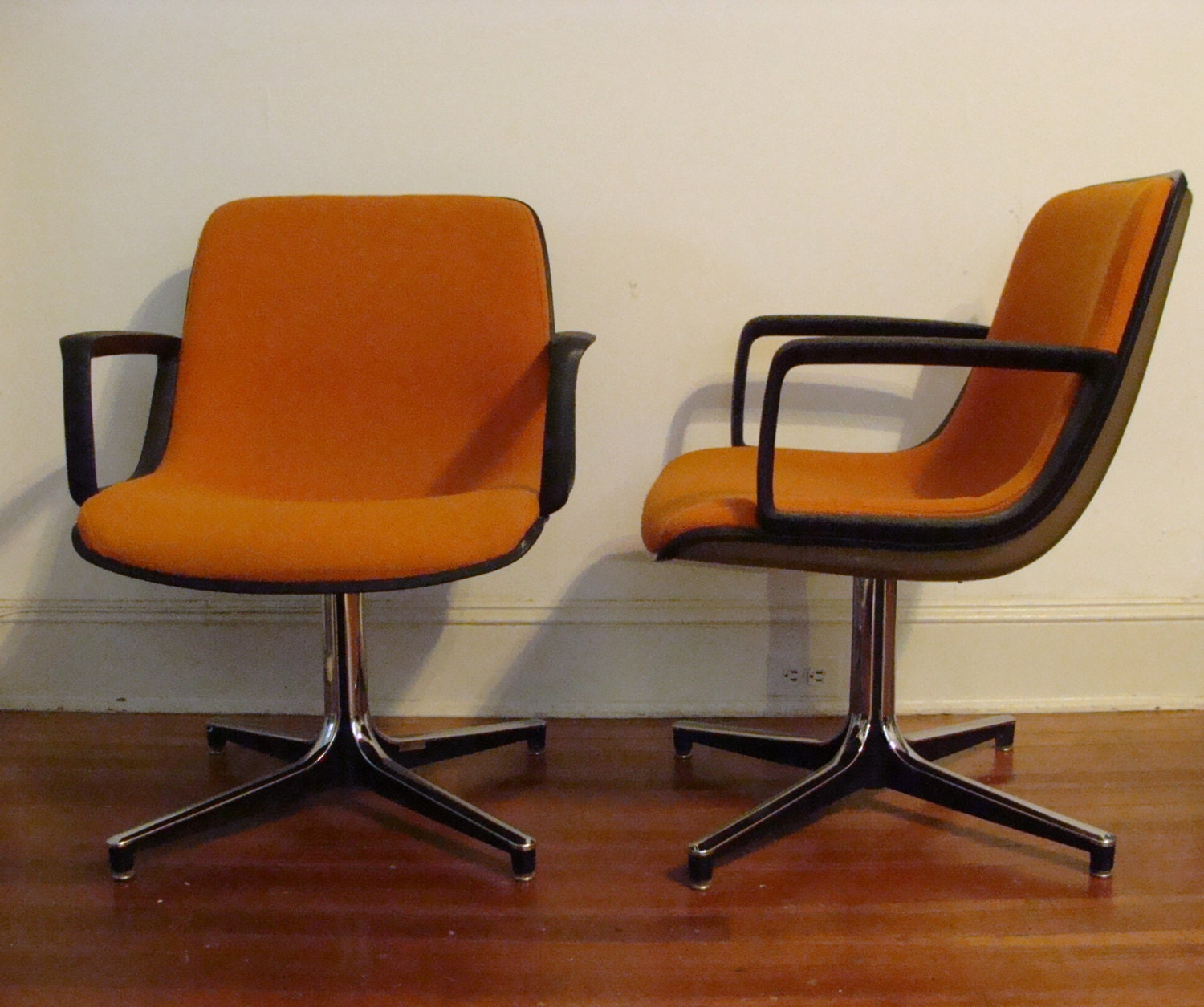 Popular items for vintage desk chair on Etsy