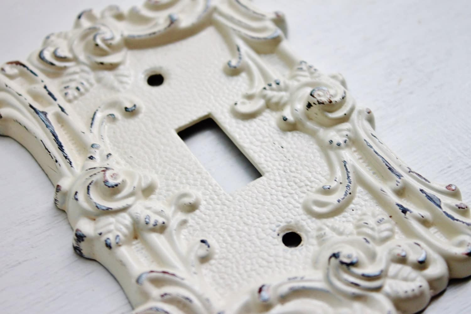vintage metal wall decorlight switch coverin by