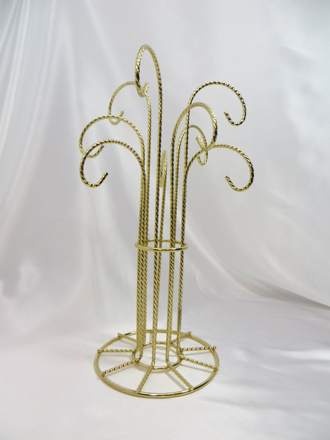 Arm ornament tree stand or jewelry display by odysseycreations