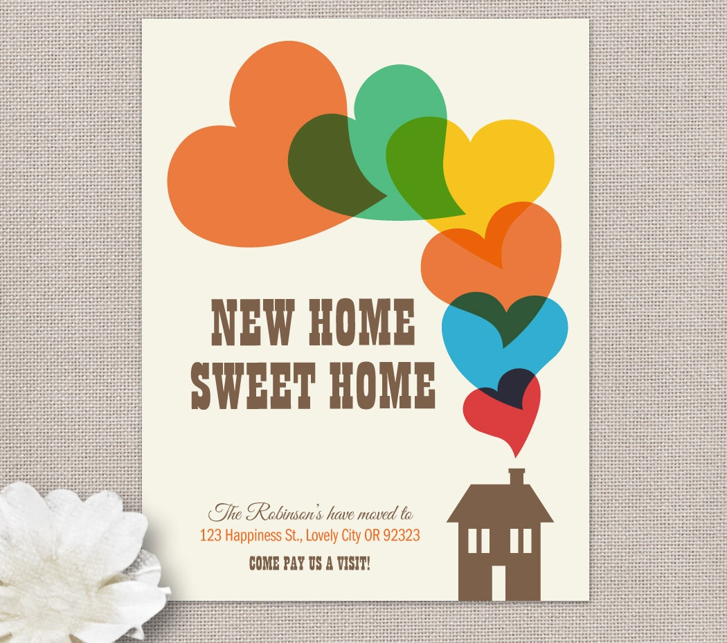 Moving Home Cards Template 6141944 Hitori49fo