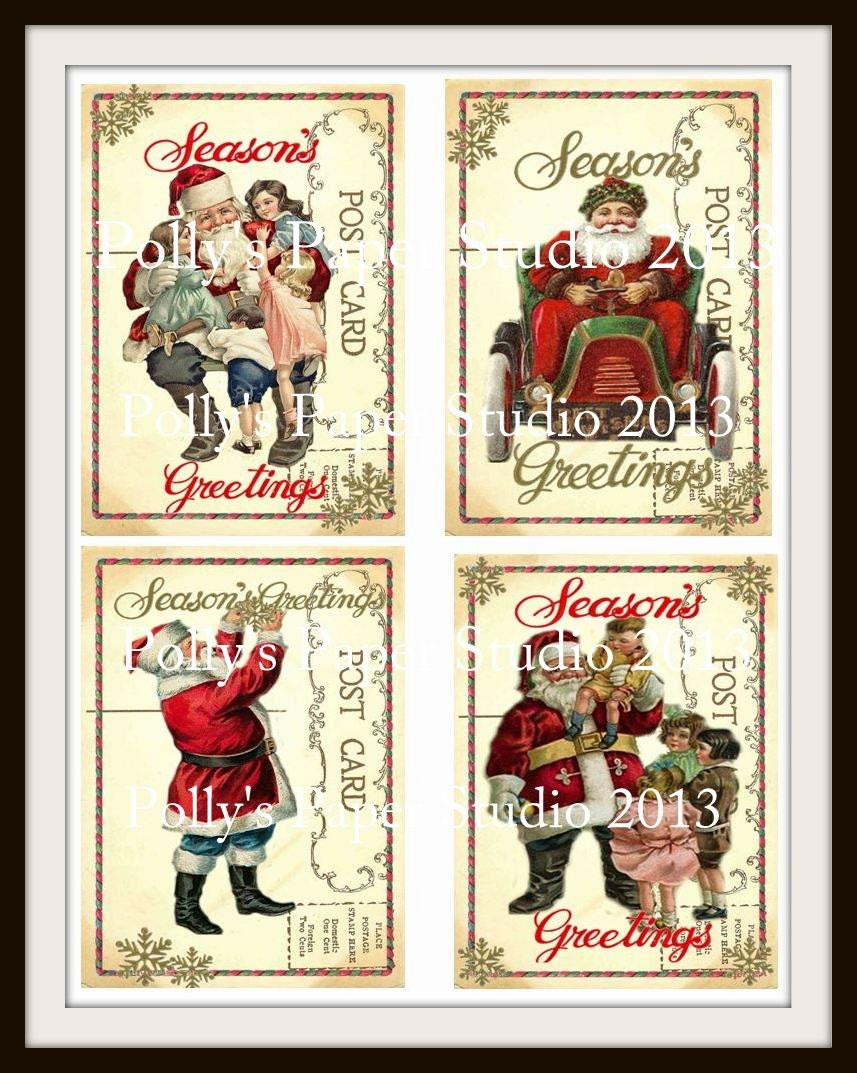 Vintage Christmas Postcards Collectors Weekly