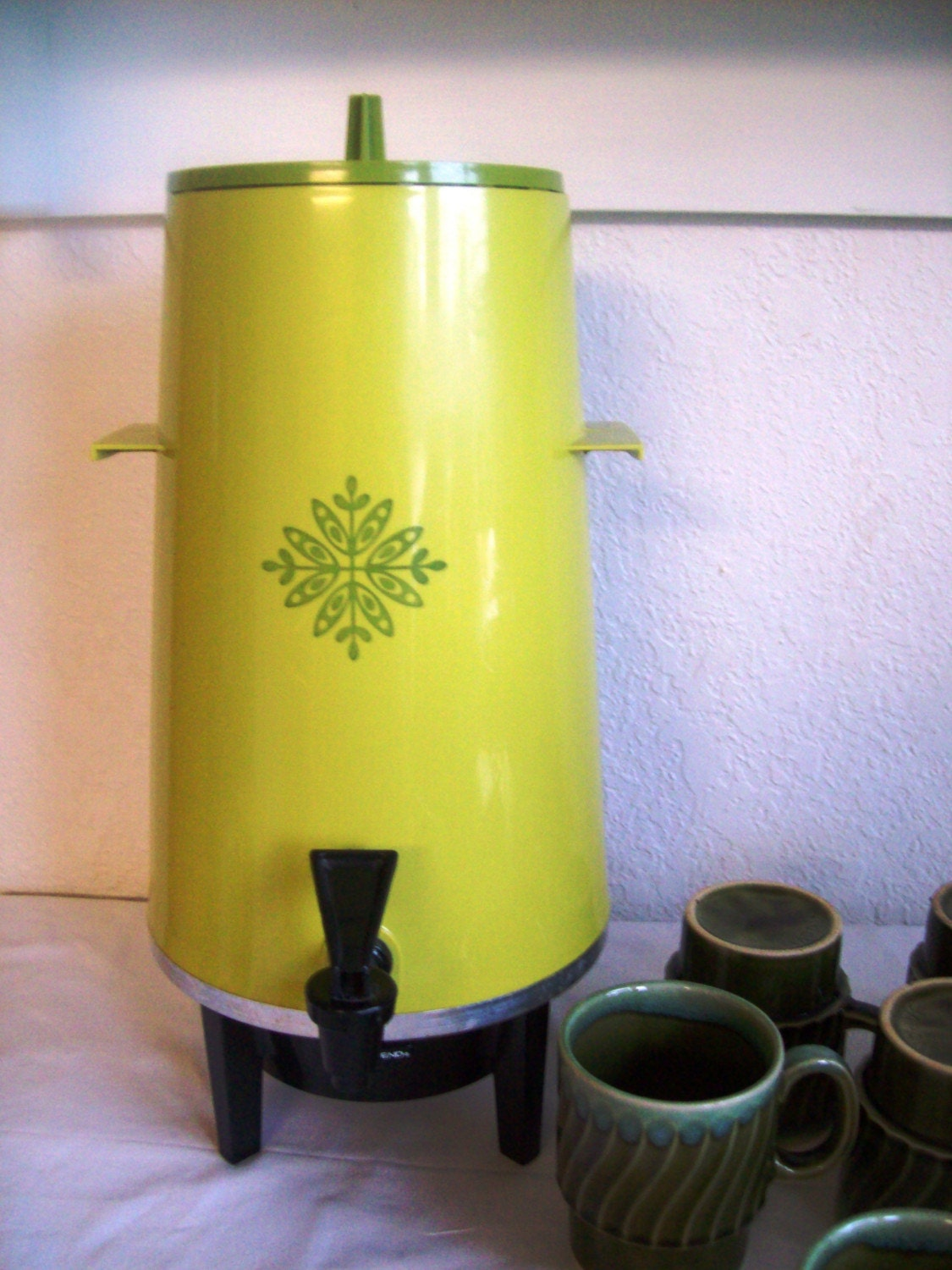 Coffee Maker 20 Cup : Vintage 20 Cup Coffee Maker by theartfulcodger on Etsy
