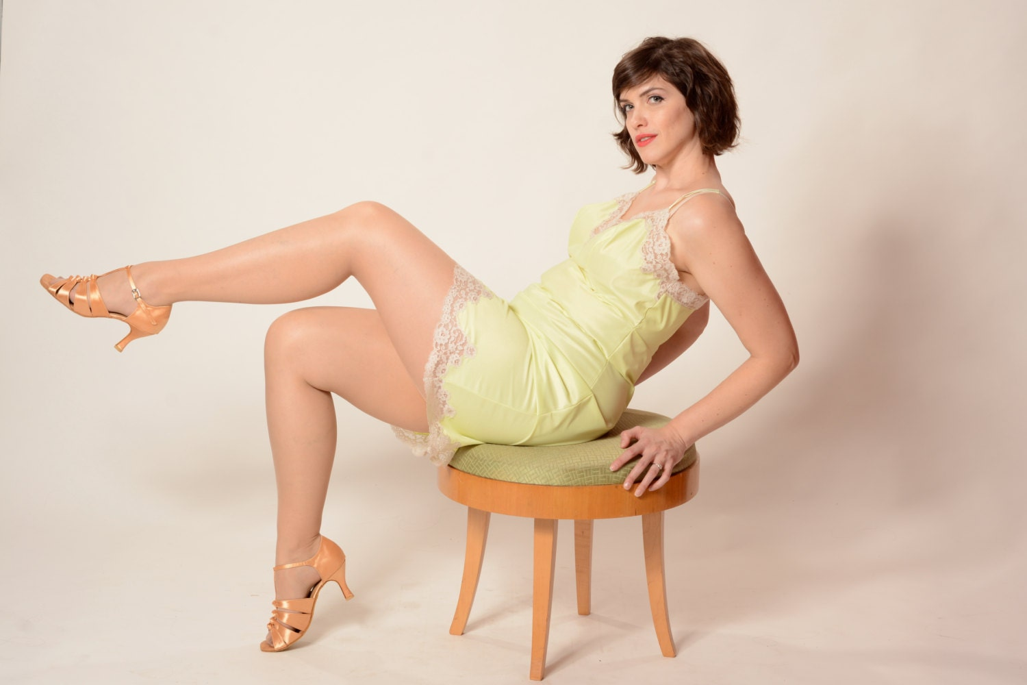 What 1960S lingerie