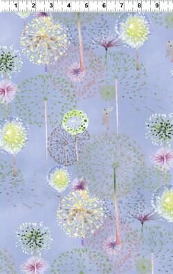 Forest Wonder By Masha D Yans Dandelions On Myheartandsew