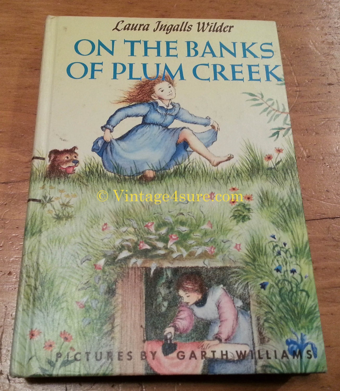 On The Banks Of Plum Creek Laura Ingalls W...
