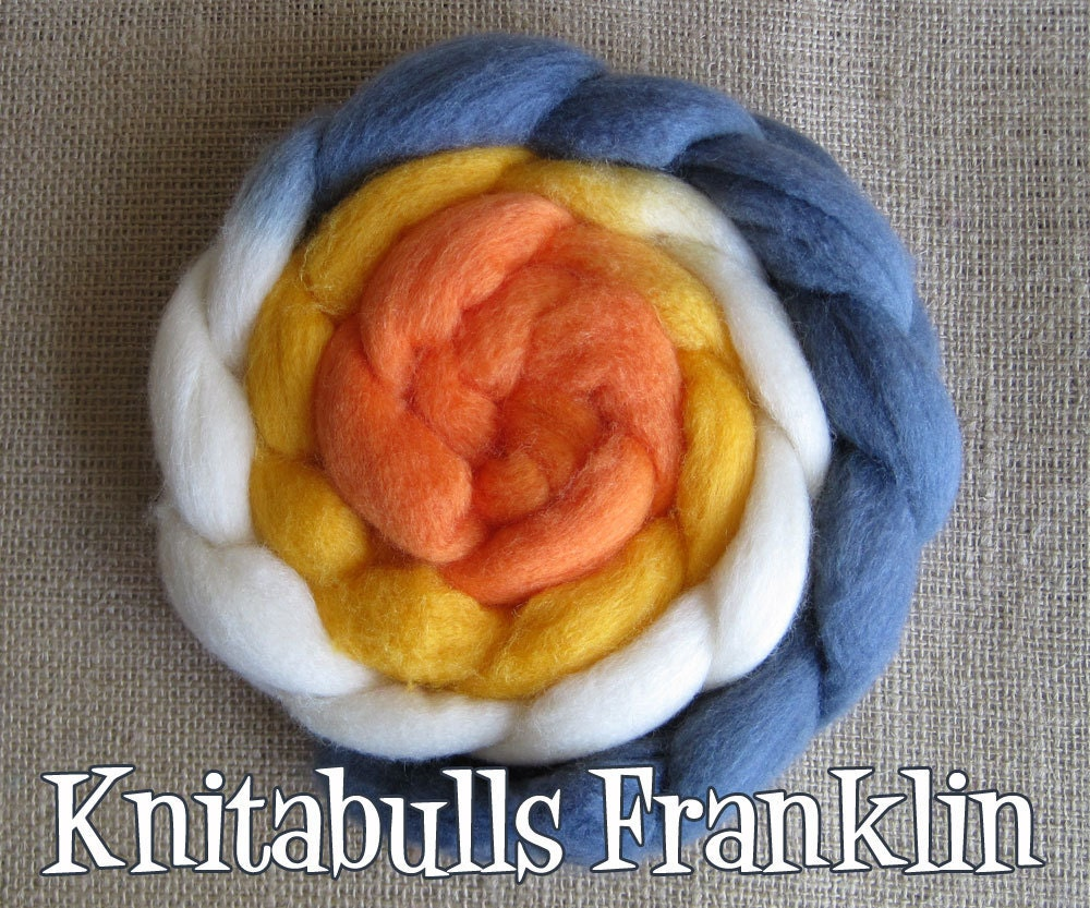 Knitabulls Franklin Colorway