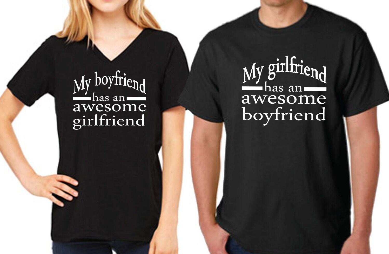 Shop Boyfriend Girlfriend TShirts online  Spreadshirt