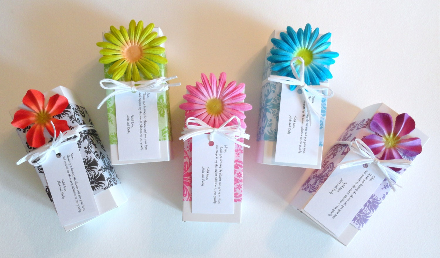 Baby Shower Hostess Gift Ideas Etsy : Hostess gifts handmade soap gift set by mimozahandcrafted