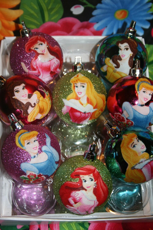 Disney tree ornaments - Disney