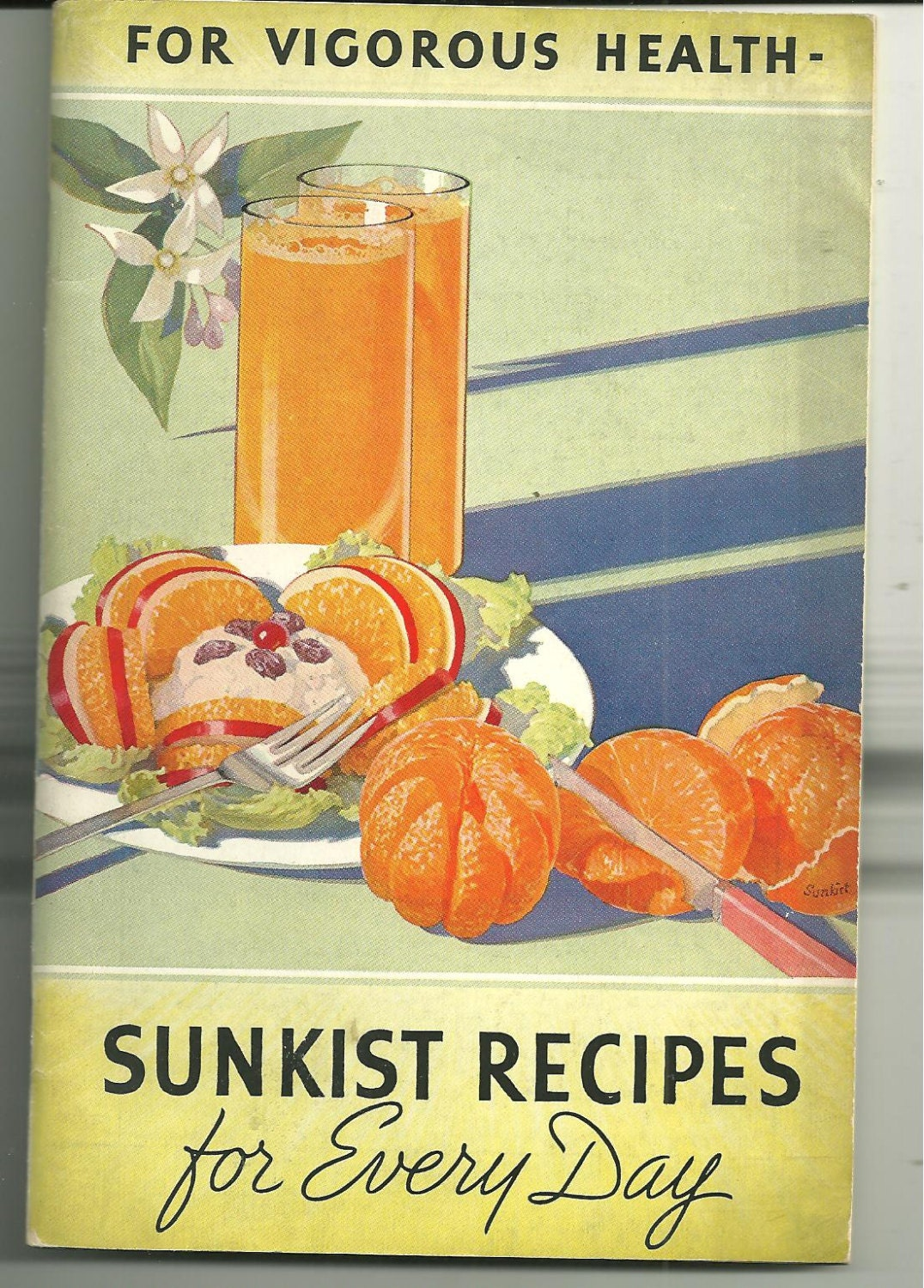 Popular items for vintage recipe book on etsy for American wholefoods cuisine