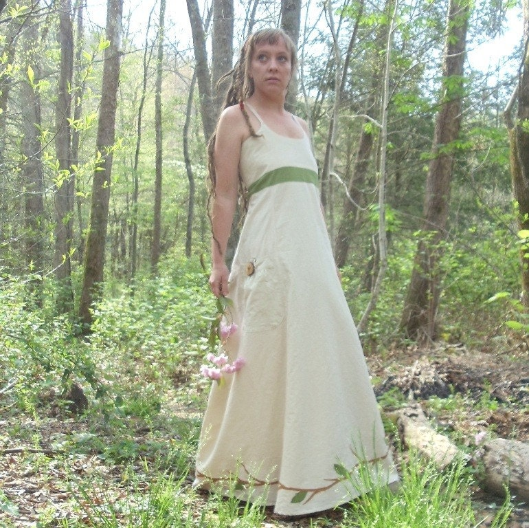 Il for Organic cotton wedding dress