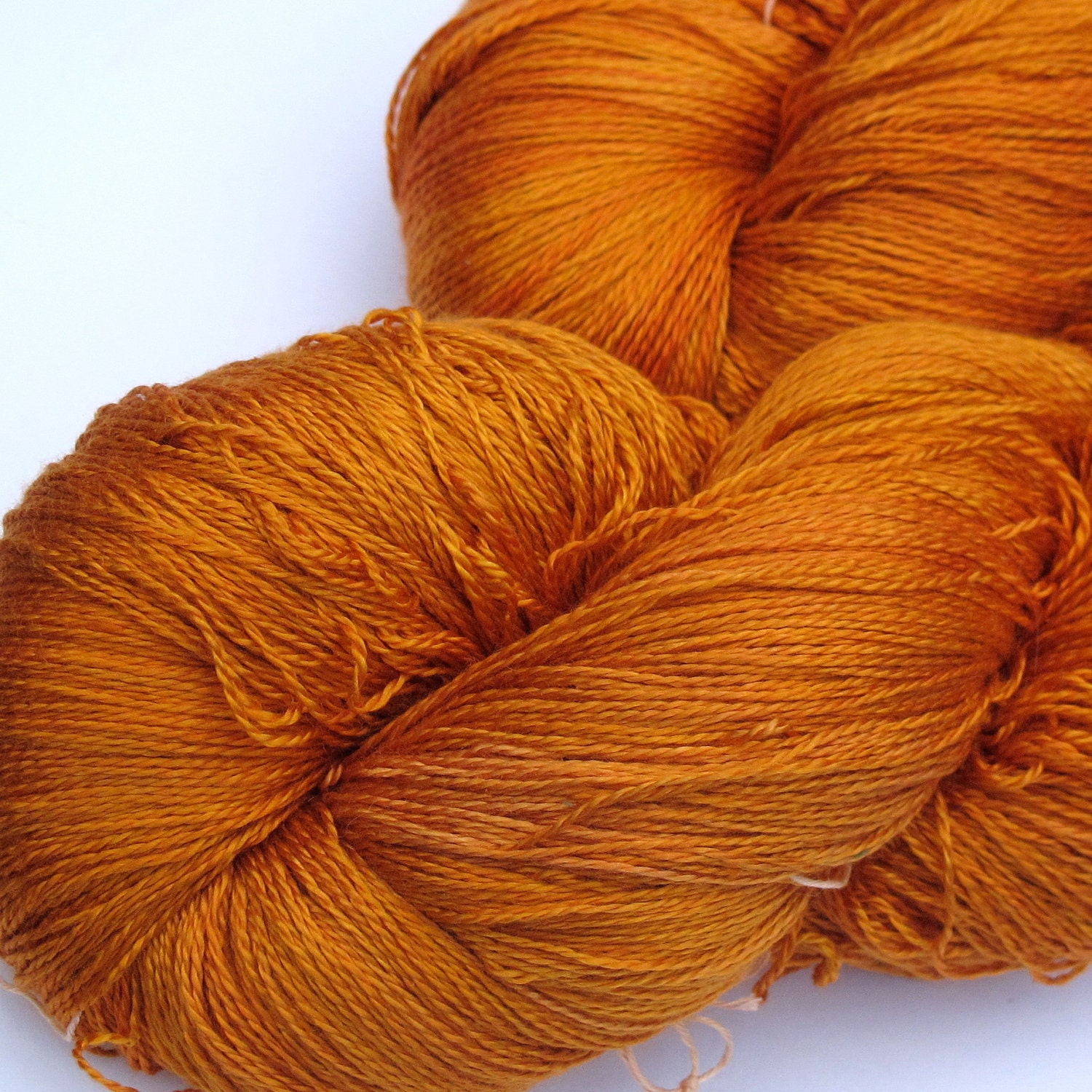 Pure Mulberry Silk Lace Yarn - LilouColours