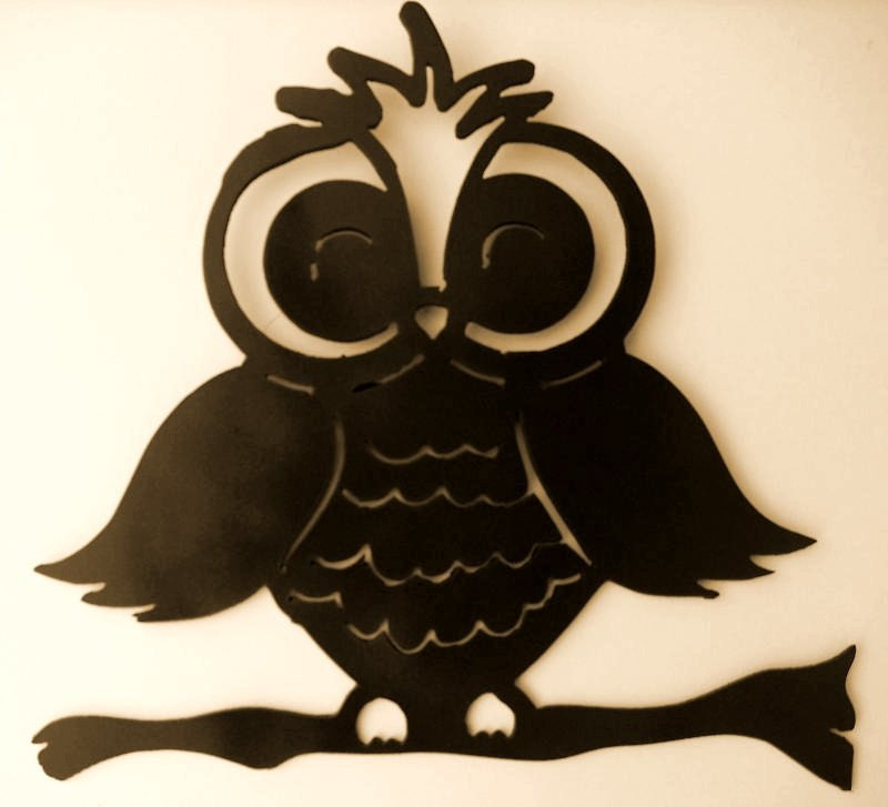 Popular items for owls in branches on Etsy