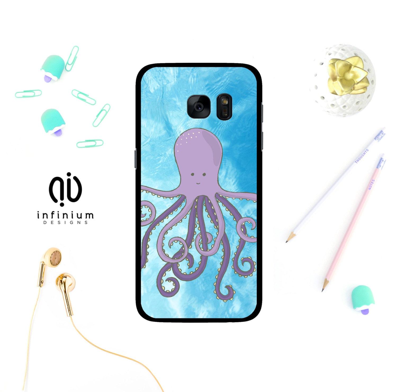 Octopus Case For Samsung S7 Edge iPhone 7 7 Plus iPhone 6S 6 Plus SE 5S Samsung S7 S6 Galaxy A5 Samsung A3  Core Prime