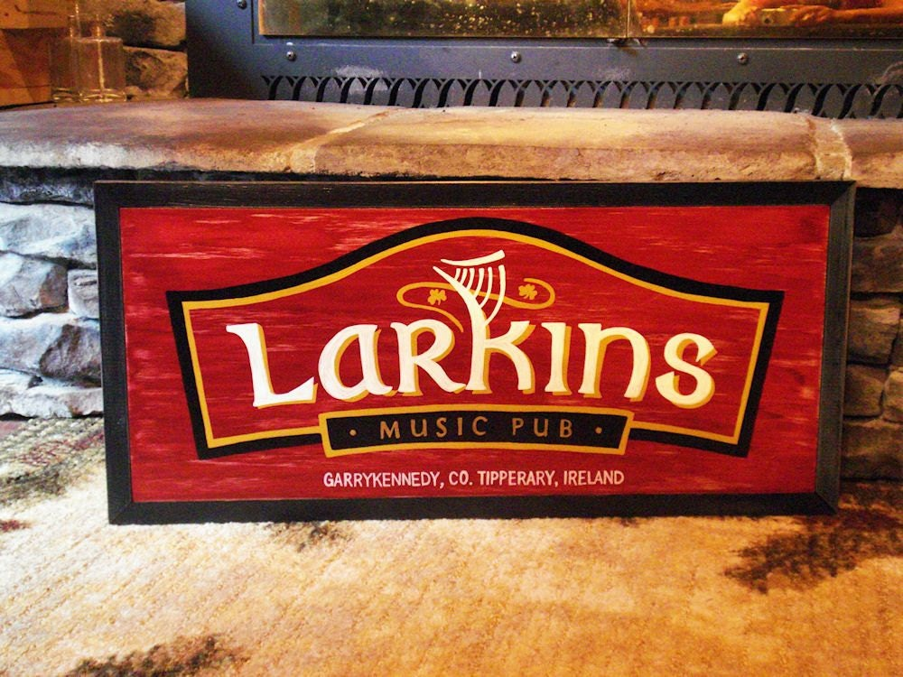 Items similar to Home Decor Custom Wood Sign Personalized