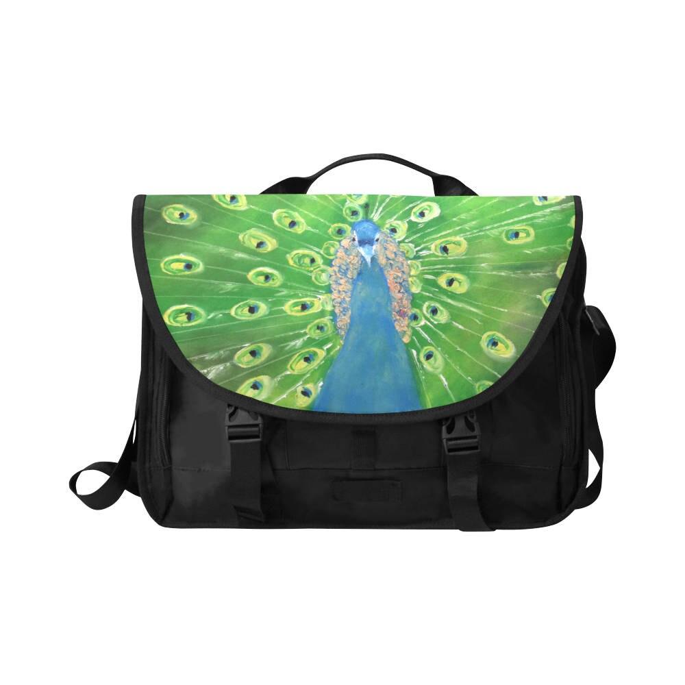 Peacock Laptop Bag Laptop messenger bag laptop bag for women Laptop Case