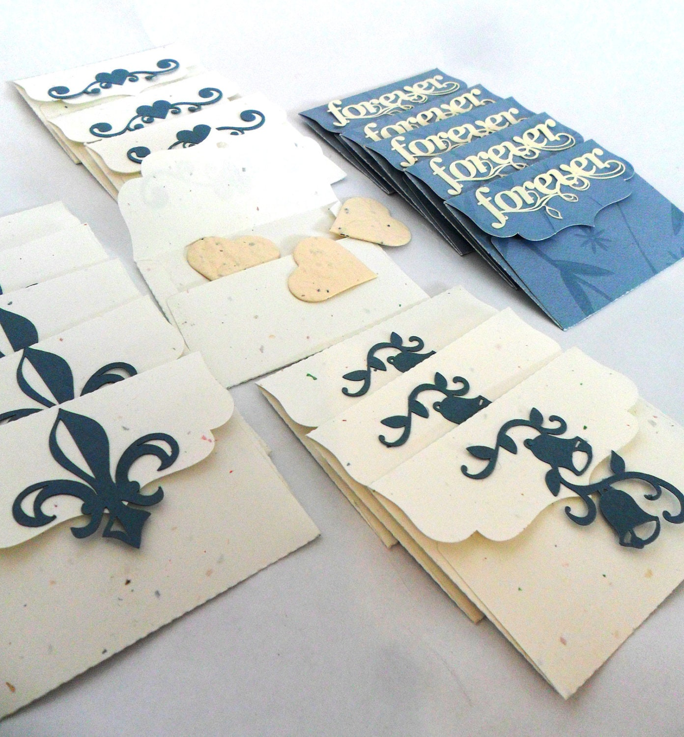 Wedding Seed Packets For Guest Favors Or By Weddingbridaldesigns